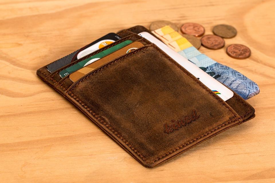 finance v peněžence