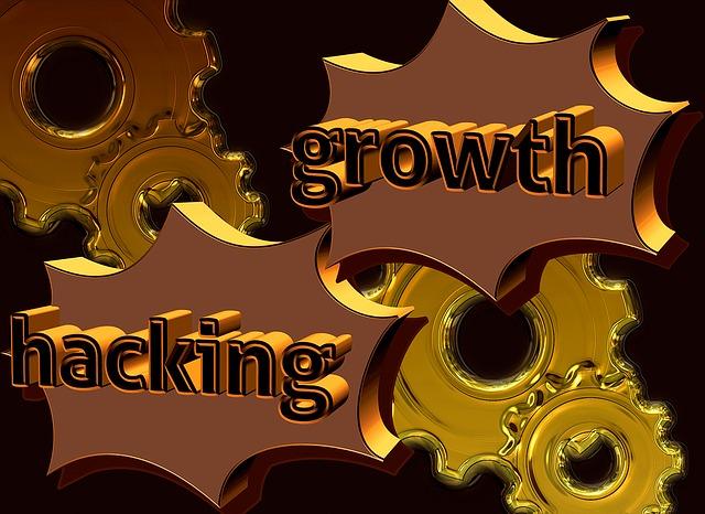 růst hacking
