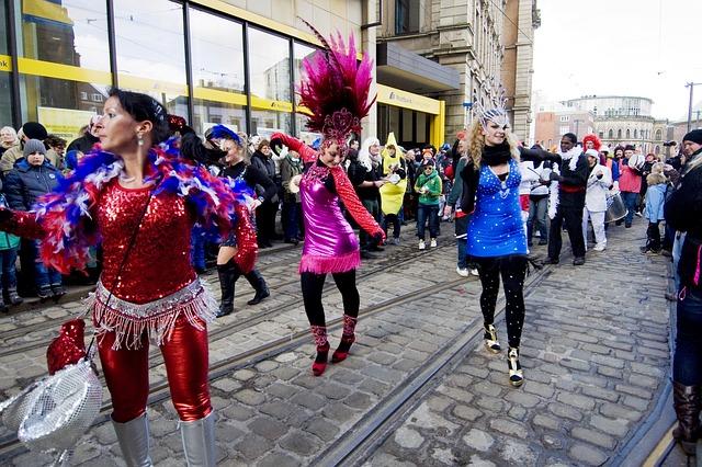 karneval brémy