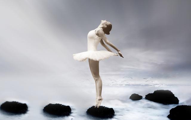baletka na kameni