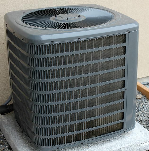 klimatizace ac systém