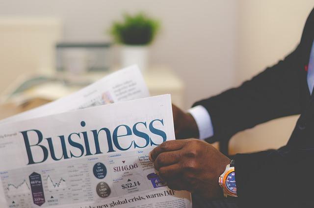 noviny Business