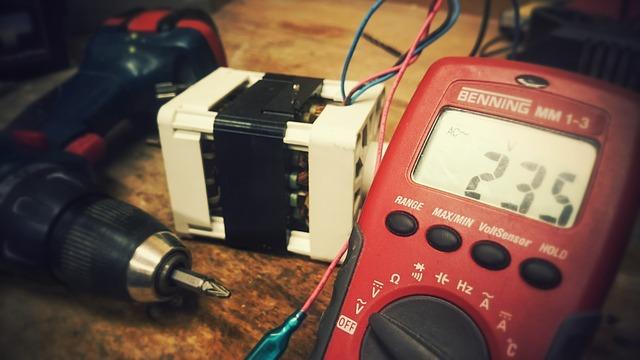 přístroj na měření proudu